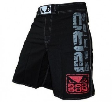 Bad Boy 'Capo II' pantaloncini neri