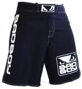 Bad Boy 'World Class Pro II' pantaloncini neri