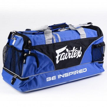 Fairtex 'Muay Thai Pro' borsone blu