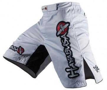 Hayabusa 'Shiai' pantaloncini bianchi