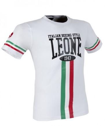 Leone 'Italy' maglia bianca