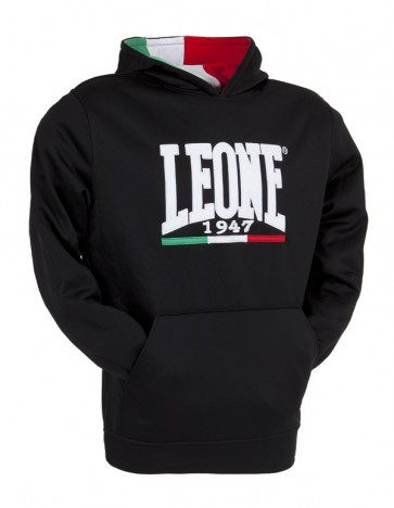 Leone 1947 felpa nera