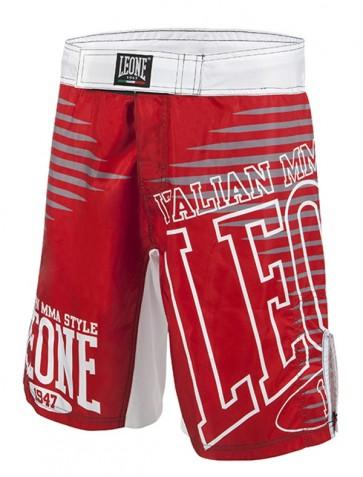 Leone 'Explosion' pantaloncini rossi