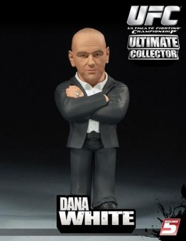 Round 5: Dana White action figure
