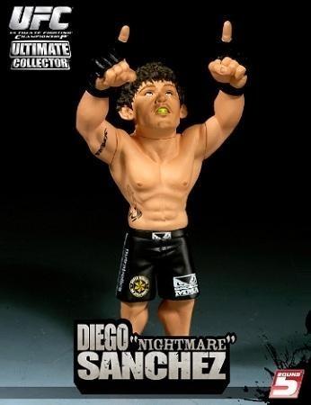 Round 5: Diego 'The Dream' Sanchez action figure