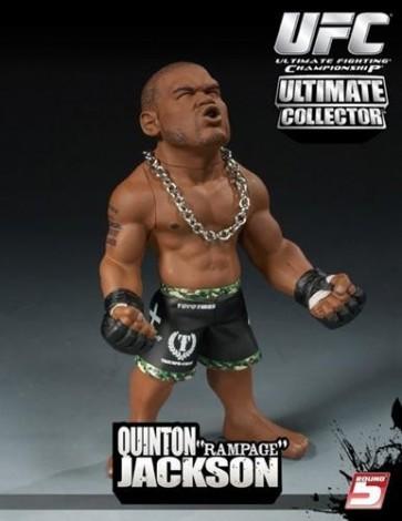 Round 5: Quinton 'Rampage' jackson action figure