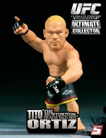 Round 5: Tito Ortiz action figure