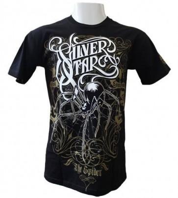 Silver Star 'Anderson Silva III' maglia nera