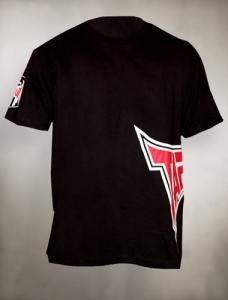 Tapout 'Sideswipe' maglia nera