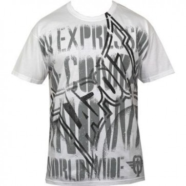 Tapout 'The Message' maglia bianca