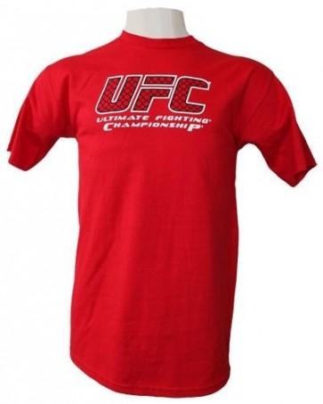 UFC 'Cage' maglia rossa