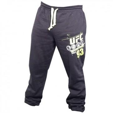 UFC 'Equip' pantaloni tuta neri