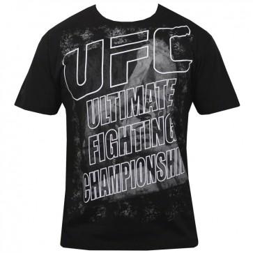UFC 'Freeze' maglia nera