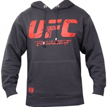 UFC 'Shatter' felpa grigia