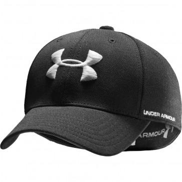 Under Armour 'Stretch Fit' cappello nero