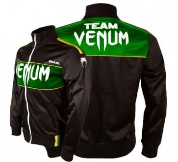 Venum 'Team Brazil' giacchino nero