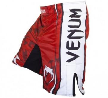 Venum 'Carlos Condit' pantaloncini rossi