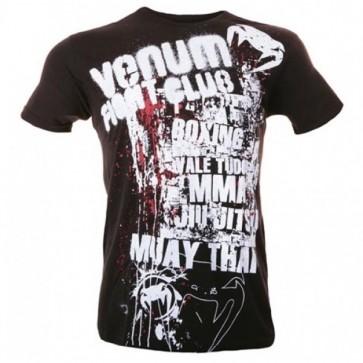 Venum 'Fight Club' maglia nera