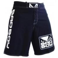 Bad Boy 'World Class Pro II' pantaloncini neri