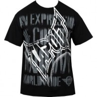 Tapout 'The Message' maglia nera