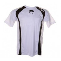Venum 'Combat' maglia bianca (Coolmax)