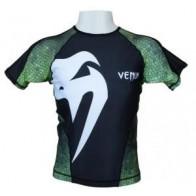 Venum 'Giant - Amazonia Green' rashguard maniche corte