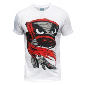 Bad Boy 'Battle Cry' maglia bianca