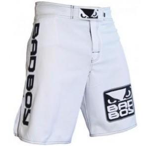Bad Boy 'World Class Pro II' pantaloncini bianchi