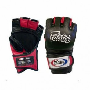 Fairtex 'Ultimate MMA' guantini MMA neri