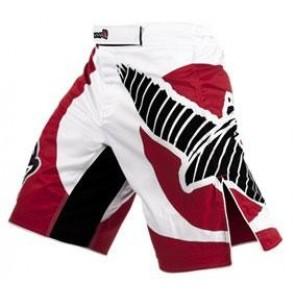 Hayabusa 'Chikara' pantaloncini rossi