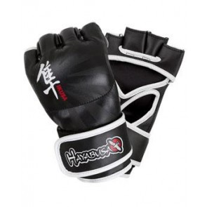 Hayabusa 'Ikusa' guantini MMA neri