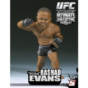 Round 5: 'Sugar' Rashad Evans action figure