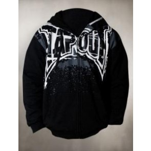 Tapout 'Painter' felpa nera