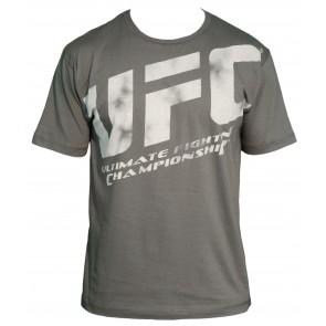 UFC 'Beginning' maglia grigia