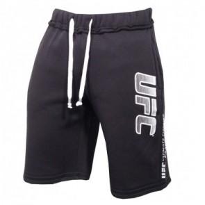 UFC 'Strike' pantaloncini tuta neri