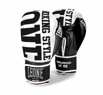 Leone 'Explosion' 10oz gloves white