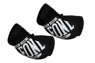 Leone elbow pads black