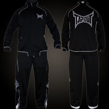 Tapout Ufc Walkout Tracksuit Black Mixed Martial Store Mma