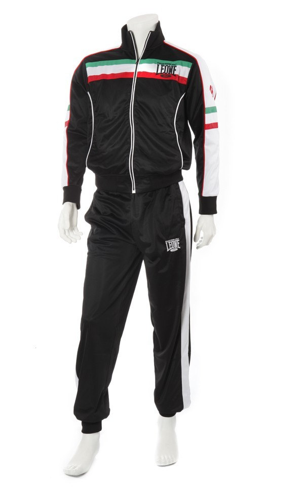 Leone 1947 Tracksuit Black Mixed Martial Store Mma
