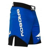 Bad Boy 'Legacy II' fight shorts blue and black