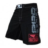 Bad Boy 'Capo II' fight shorts black