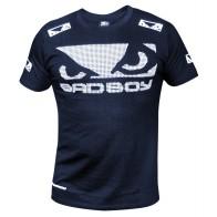 Bad Boy 'Walk-in 2.0' shirt navy blue