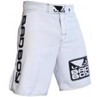 Bad Boy 'World Class Pro II' fight shorts white