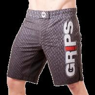 Grips 'Black Snake' fight shorts