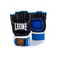 Leone MMA gloves black/blue