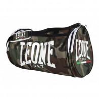 Leone gym bag camo green