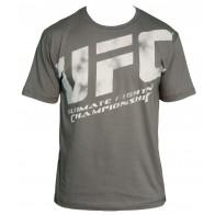 UFC 'Beginning' shirt grey