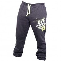 UFC 'Equip' track pants black