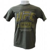 UFC 'MMA 93' shirt green