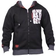 UFC 'Phaze' hoodie black